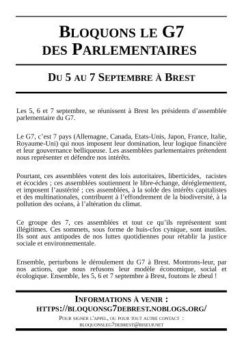 Tract G7 A5