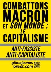 Combattons Macron et son monde