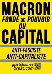 Macron, fondé de pouvoir du capital