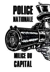 Police nationale Milice du capital 2