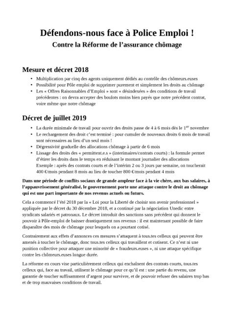 tract d'informations sur la réforme de l'assurance chôm-Brest1 copie