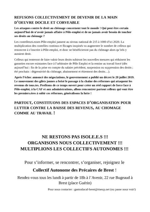 tract d'informations sur la réforme de l'assurance chôm-Brest2 copie