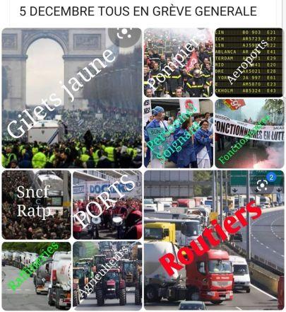 5-12 Tous en grève générale