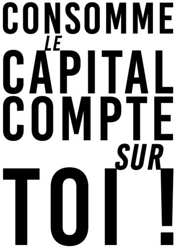 Consomme Le capital compte sur toi