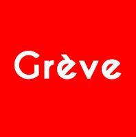 logo Grève ROUGE 2