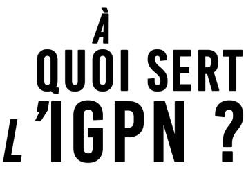 A quoi sert l'IGPN