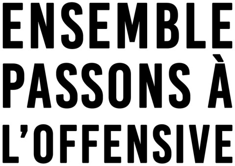 Ensemble Passons à l'offensive