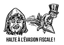 Halte à l'évasion fiscale