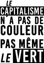 Le capitalisme n'a pas de couleur