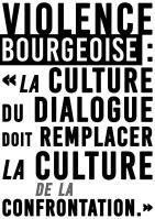 Violence bourgeoise