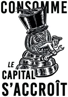 Consomme Le capital s'accroit