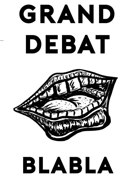 Grand débat blabla