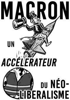Macron Un accélérateur du néolibéralisme 2020