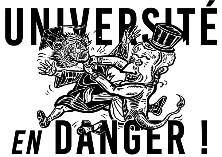 Université en danger 2020