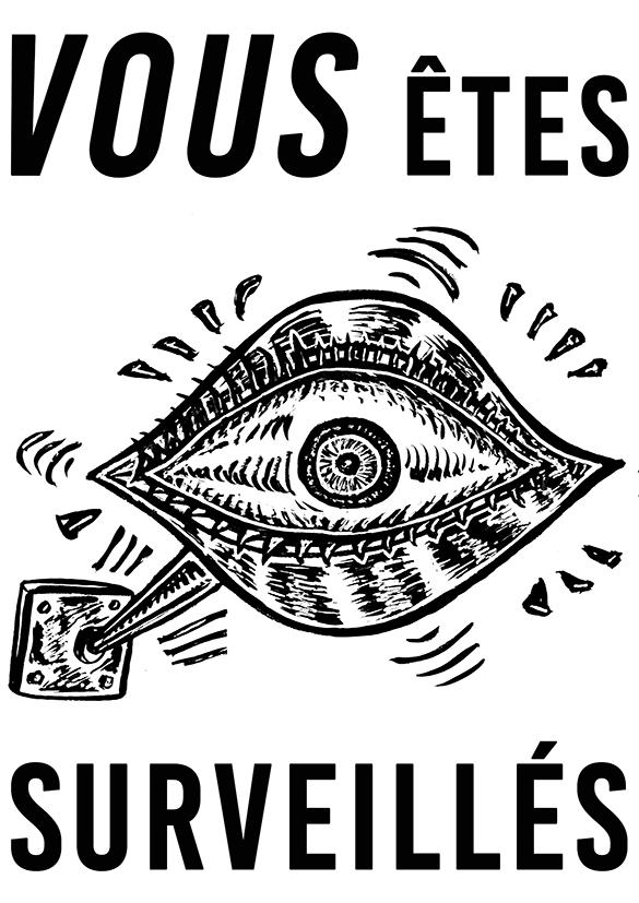Vous êtes surveillés 2020