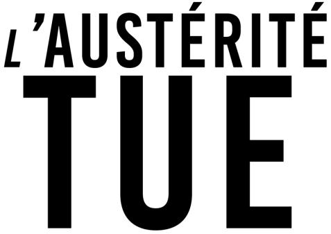L'austérité tue