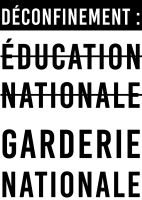 Éducation nationale Garderie Nationale