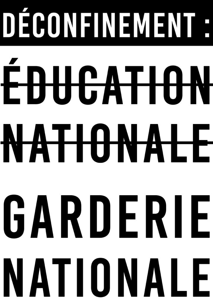 Éducation nationale Garderie Nationale