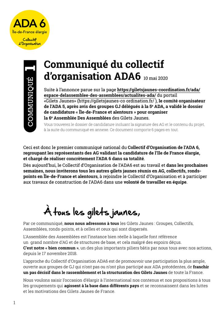 Communique_1_Collectif_dOrganisation_ADA6_10_mai_2020-1