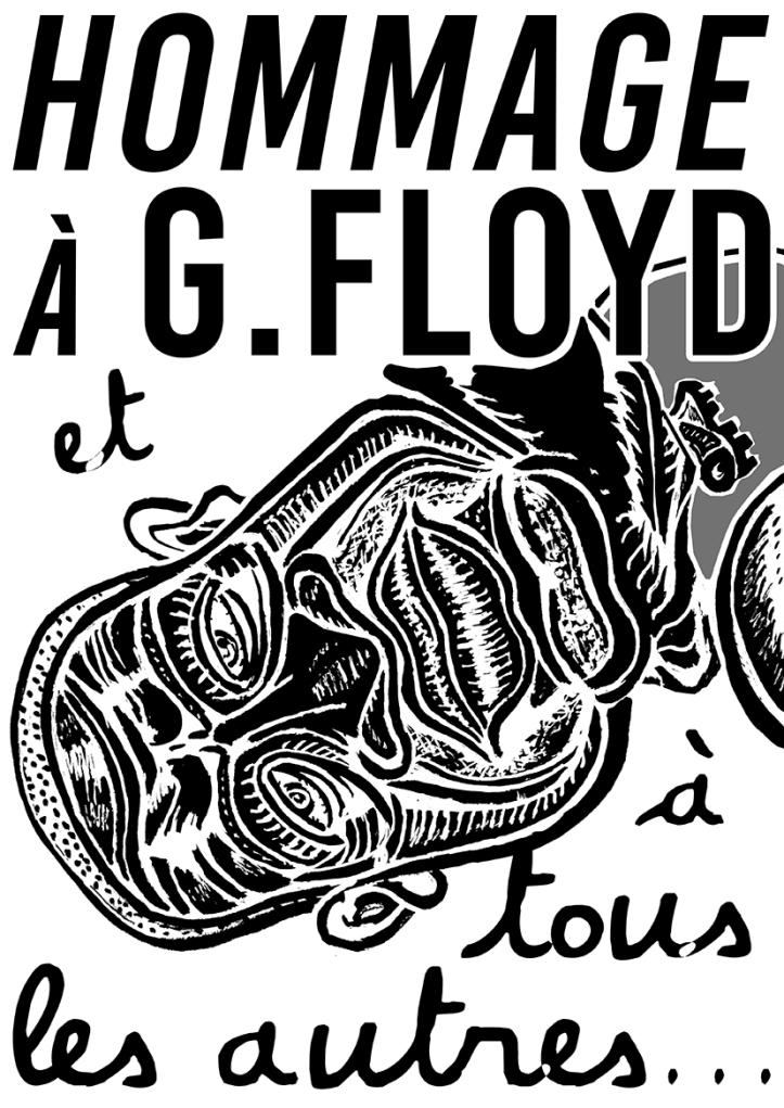 Hommage à G.Floyd 2
