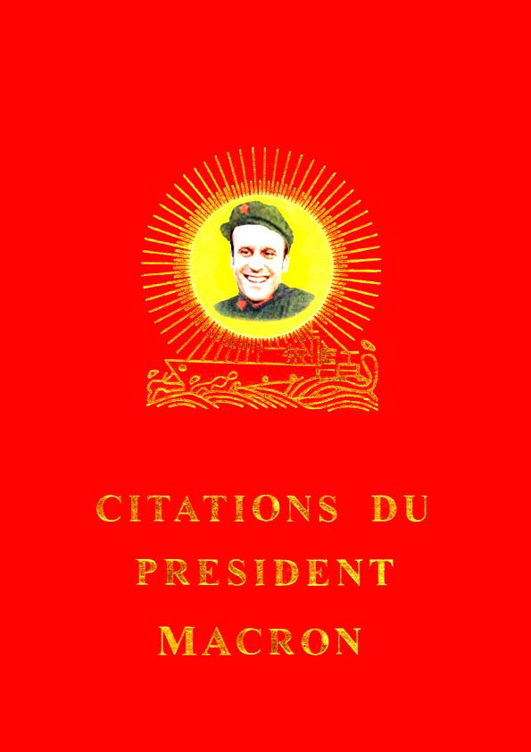 Citations du président Macron 2 copie