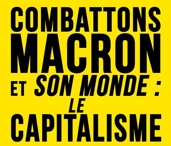 Combattons Macron et son monde 2