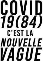 Covid 19(84) C'est la nouvelle vague