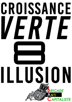 Croissance verte = illusion BAC RVB 2