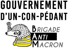 Gouvernement d'un-con-pédant COULEUR