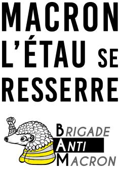 Macron L'étau se resserre BAM RVB