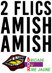 2 flics amish amish BDRJ RVB
