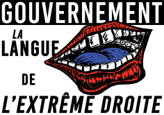 Gouvernement La langue de l'extrême droite RVB