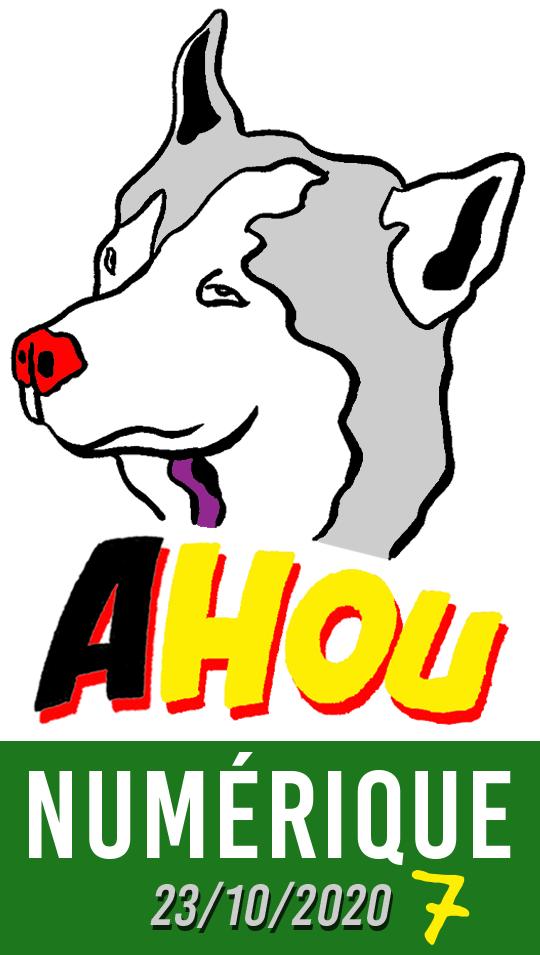 Logo AHOU NUMÉRIQUE 7