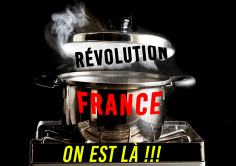 Révolution France On est là
