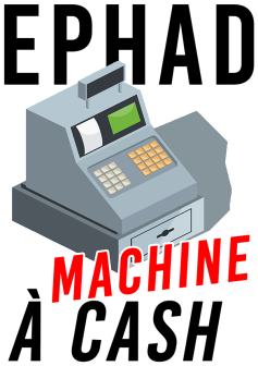 EPHAD Machine à cash