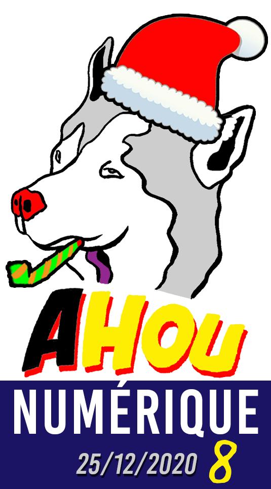 Logo AHOU NUMÉRIQUE 8.2