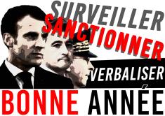 Surveiller Sanctionner Verbaliser Bonne année