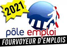 2021 Pôle Emploi Fourvoyeur d'emplois
