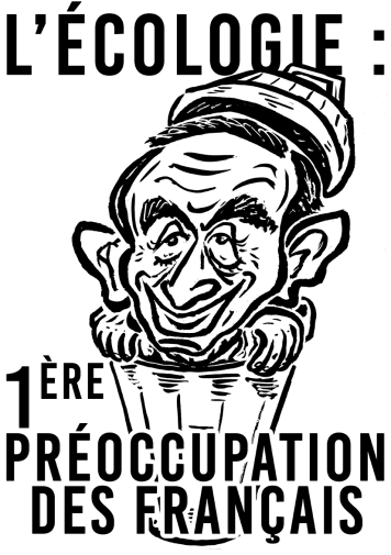 L'écologie 1ère préoccupation des français