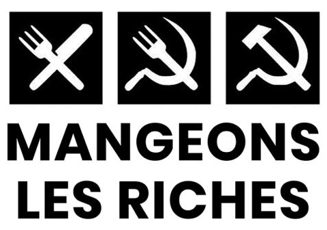 Mangeons les riches NB